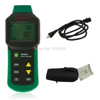 ac tester line - Mastech MS5908 TRMS AC Low Voltage Distribution Line Fault Tester RCD GFCI Sockets Testing Circuit Analyzer order lt no track