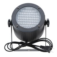 Wholesale Professional Stage Light W RGB LED Light Channel DMX512 Control Projector DJ Party Disco Stage light US plug H8813US