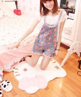 Wholesale 30pcs Hot Selling hello kitty carpet mats HELLO KITTY bedroom carpet door mats