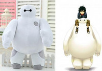 big dolls - 2016 Hot Sale cm White Big Hero Baymax Stuffed Animal Plush Toys With Tag Stuffed Dolls For Children