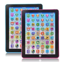 Wholesale English Language Learning Tablet Electronic Toy Kids Gift Music Sound learning education Toys
