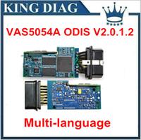 Wholesale 2015 Newest Vas5054a V19 VW Bluetooth VAS5054 VAS A VAS ODIS V2 Support Multi Language