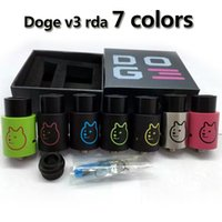 bear construction - Doge rda Atomizer mm Diameter mm Internal Juice Well Superior Stainless Steel Construction Delrin Wide Bore Drip tip Doge v3 RDA