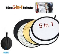 best reflector - Best price quot cm in Portable Collapsible Light Round Photography Reflector for Studio Multi Photo Disc