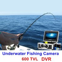 Wholesale 15m quot LCD HD Underwater Video Camera System Fishfinder with DVR