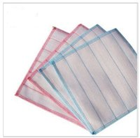 dishcloths and kitchen towels - Wood fiber and cotton cloth dish cloth dish towel oil removal dishcloth queen size CM