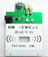 Wholesale PWcar HKpost free ship BMWcar Rover EWS Test Platform Rechargeable EWS Test Platform