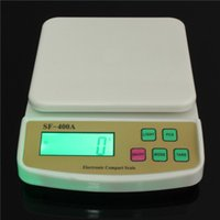 Wholesale 2016 Wholsesale SF A Digital Scale For Household Use kg g Electronic Kitchen Scale Weighing Scale With Backlight A0032