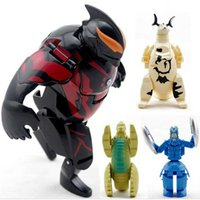 Wholesale 2PCS Kids Action Figure Toys Ultraman Deformation Egg Transforms Toys Boys Education Toys Hobbies Freeshipping