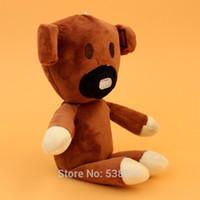 animated teddy bears - New Mr Bean The Animated Series Cute inch Tall Teddy Bear Plush Figure Coll Brown Toy