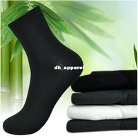 Wholesale 10pcs Cotton Bamboo Fiber Classic Business Men s Sock Brand Mens Socks For Men L033510