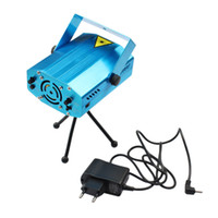 Wholesale Blue Mini Laser Stage Lighting mW Mini Green Red Laser DJ Party Stage Light Black Disco Dance Floor Lights