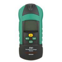 Wholesale MASTECH in Multi function Stud Metal AC Voltage Scanner Detector Thickness Gauge w NCV Meter Tester MS6906