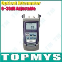 adjustable attenuator - via DHL Handheld Optical Variable AttenuatorTM OAA dB Adjustable Attenuator for CCTV amp FTTx