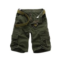 big journey - Cargo Shorts Men New Stylish Summer Shorts Men s Casual Big Pockets Outdoor Journey Shorts Sports Trousers MKD657