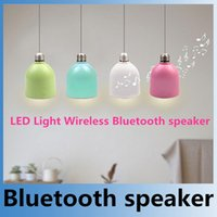 rf light wireless remote control - Wireless Bluetooth Audio Speaker with Adjustable E27 LED Bulb Light RF Remote Control for iPhone iPad Samsung Galaxy