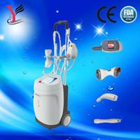 Wholesale 2015 Promotion Velashape machine cheap price Ultrasonic cavitation weight loss machine Vacuum roller body shaping machine