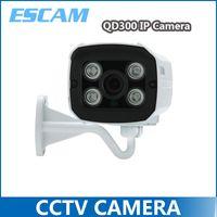 Wholesale ESCAM QD300 Brick P HD P2P Cloud Onvif Waterproof IP Camera With m IR Night Vision Motion Detection