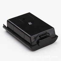 Cheap Replacement Battery Pack Back Cover Shell Plastic Case for Xbox360 Xbox 360 ONE Wireless Controller AA Battery House Q2