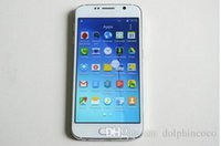 Wholesale S6 Show Octa Core MTK6592 GB RAM GB Real MTK6582 Quad Core Metal Side Android Inch MP Unlocked Smart Phone