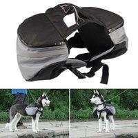 Wholesale New Design Dog Outdoor Hiking Quick Release Saddlebag Backpack Bag Product Supply
