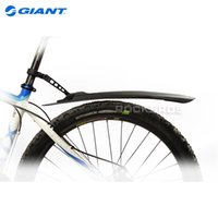 Wholesale GIANT Mountain Bike Bicycle Road Tyre Tire Fender Set Mud Guard Front Rear Mudguard bicycle fender bicycle mudgurads