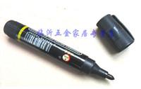 Wholesale Cheap black red single head oil marker pen marker bulk of quality assurance
