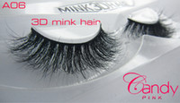 beautiful cotton - A06 D hot sale beautiful long thick lashes crisscross strip D mink fur lashes