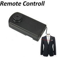 big button remote - 4000mA Big Battery P H MOV Mini Covert Hidden Button Camera DVR Camcorder Remote Control Body Worn Camera Mini Button with Camera