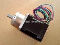 Wholesale NEW mm NEMA Geared Stepper Motor for D Printer RepRap Prusa Makergear M2 Extruder