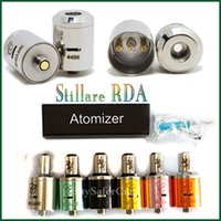 Cheap Replaceable Stillare atomizer Best Metal  Vapor