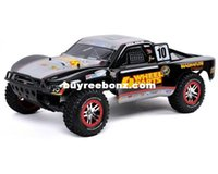 short course - Traxxas Slash VXL Brushless RTR WD Short Course Truck w TQi GHz Battery Charger TRA5807