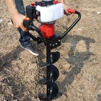 Wholesale cc earth auger planting machine digging machine planting machine
