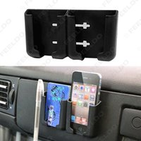 Wholesale 20pcs for Automotive Navigation Holder Car Phone Holder for iPhone S S long life time