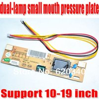 big inverter - lcd monitor high pressure board big inverter dual lamp small mouth pressure plate order lt no track