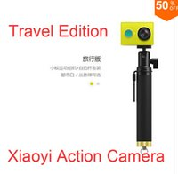 Wholesale Xiaomi Xiaoyi Yi Action Sports Travel Camera Waterproof Diving Smart Camera MP mAh WiFi Bluetooth models