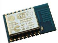 Wholesale ESP large capacity flash M ESP8266 serial WIFI industry milestone module Wireless module Bluetooth module