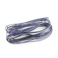 Wholesale 100M wire cable led wire led cable RGB led cable RGB led wires RGB cable connect RGB led connect wires Tape Reel