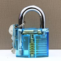 Cheap Transparent Practice Padlock Best Practice Padlock Locksmith