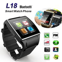 apple video cards - 2015 Smart Watch cell phone Wrist Waterproof Hi Watch With MP Camera Bluetooth Dial Music FM Video Remote Support SIM Card and TF Card