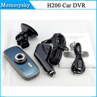 lorries - H200 Car DVR G1W Novatek HD Camera vehicle Video Recorder inch Automobile lorry night vision Traveling Data black box