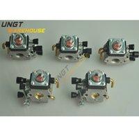 Wholesale 5pcs Carburetor For FS80 FS85 HL75 FC75 FC85 SP80 KM80 HS80 KM85 String Trimmer FS85 CARB