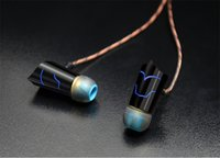 Wholesale Original KZ ED8 ED8M enthusiast bass ear headphones copper forging MM shocking anti noise microphone sound quality