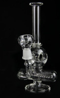 BONG! 2016newest verre de l'eau de fumer Pipe Percolator Pipes Honeycomb disque Bong Assortiment 2016new hitman verre d'eau pipe verre bong pétrolière