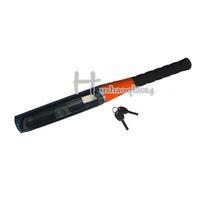 lock auto security - Free shinpping Baseball Bat Style automobile Anti theft Defense Security Auto Car Steering Wheel Lock Derection Lock with Keys