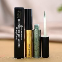 beauty shine products - Magic Shining Waterproof Eyeliner Silkworm White Sparkling Nail Polish Makeup Beauty Product