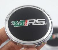 Wholesale 60mm VRS V Wheel Hub Center Cap Alloy Refit