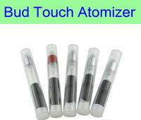 Wholesale CE3 ecig Plastic Atomizer CE3 Clearomizer BUD Touch O pen CBD vaporizer e cigs vape mods ecigs Oil Cartridge tank wax Atomizer