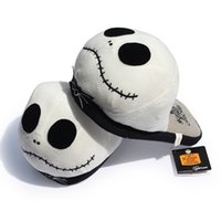 Wholesale 28cm The Nightmare before christmas jake slippers indoor plush soft stuffed doll toy gift