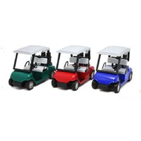 big carts - New Arrival Toys for Children Alloy Golf Cart Alloy Models Mini Battery Car Model Sightseeing Vehicles Kids Toys